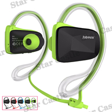 High Quality Jabees BSport Professional Sports Bluetooth 4.0 Earphones Stereo Waterproof Swimming Headset Wireless Headphone+Mic