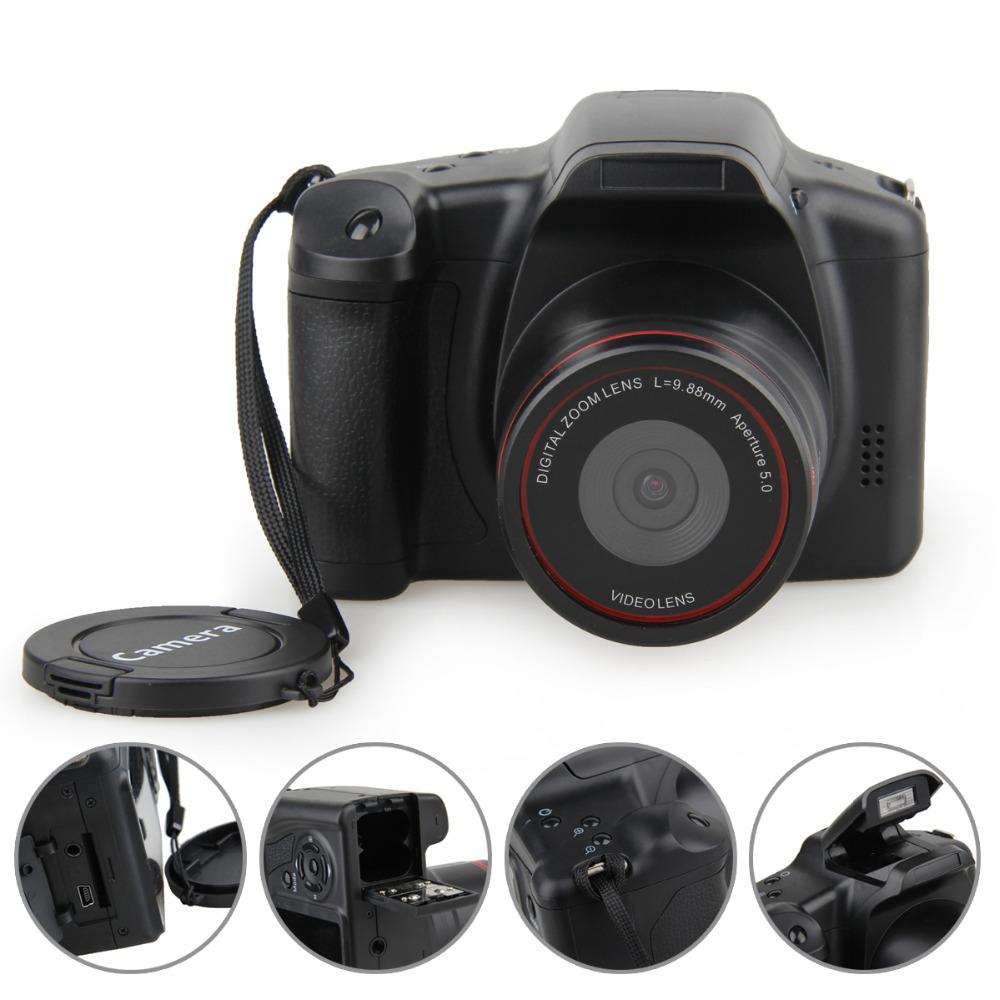 "Digital SLR Camera D200 Infrared Lens 2.8"" 720P 11 Languages Switching Value Bundle Digital Cameras 12M(China (Mainland))"