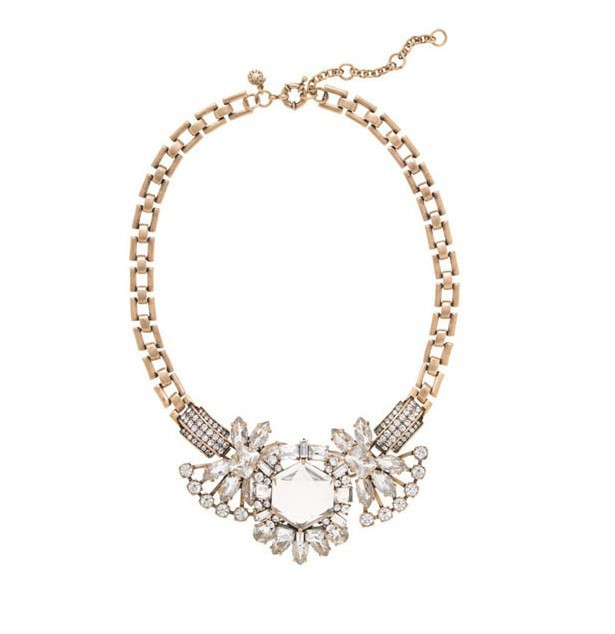 New Arrival 2014 fashion JC necklace & pendant vintage costume choker chunky bib collar Necklace statement jewelry supplies(China (Mainland))