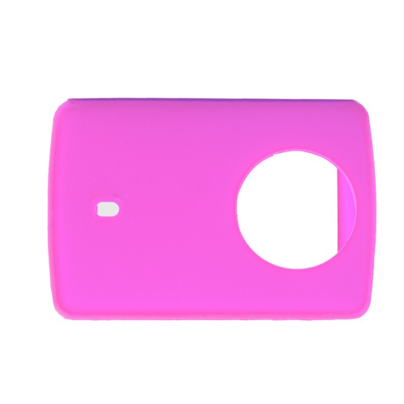 Colorful soft Silicone Case Cover Protective Rubber housing for xiaomi yi 2 II 4K Action Camera accessories