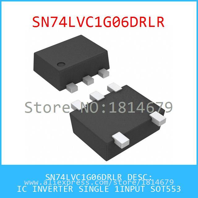 IC инвертор 1INPUT SOT553