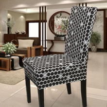 100% Cotton Canvas All-inclusive One Piece Chair Cover Dining Chair Set Professional Customize(China (Mainland))