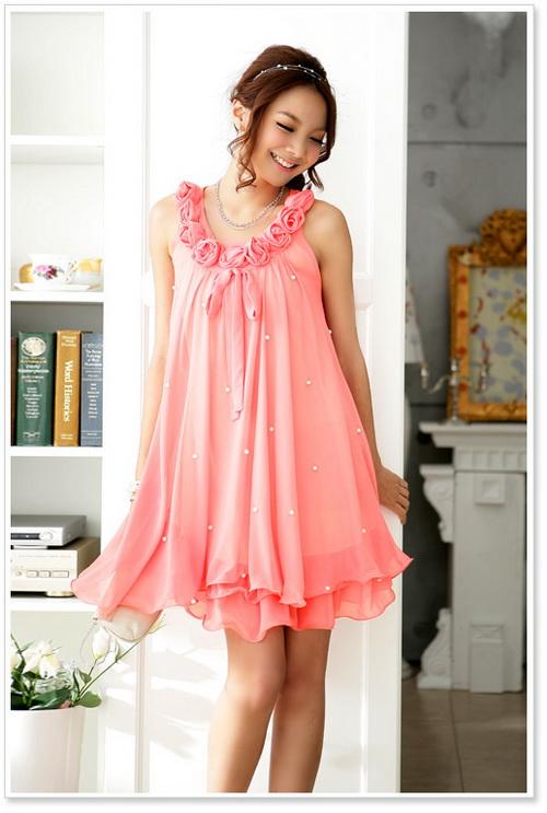 Hot Sale Plus Size European American Fashion Design Flowers Women Summer Casual Sleeveless Dress