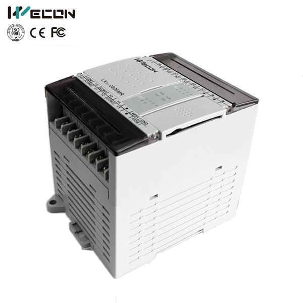 Фотография wecon LX3V-0806MT-A 14 points plc logic controller with mitsubishi plc software