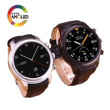 "Buy 2016 Smart Watch WristWatch Finow X5 1.4"" AMOLED Display 400x400 3G WiFi GPS Bluetooth SmartWatch iOS Android Smart Phone for $127.48 in AliExpress store"