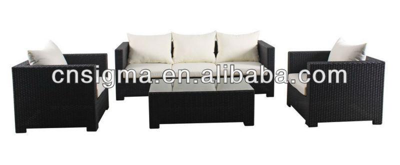 2016 new design rattan furniture wholesale garden sofa set(China (Mainland))