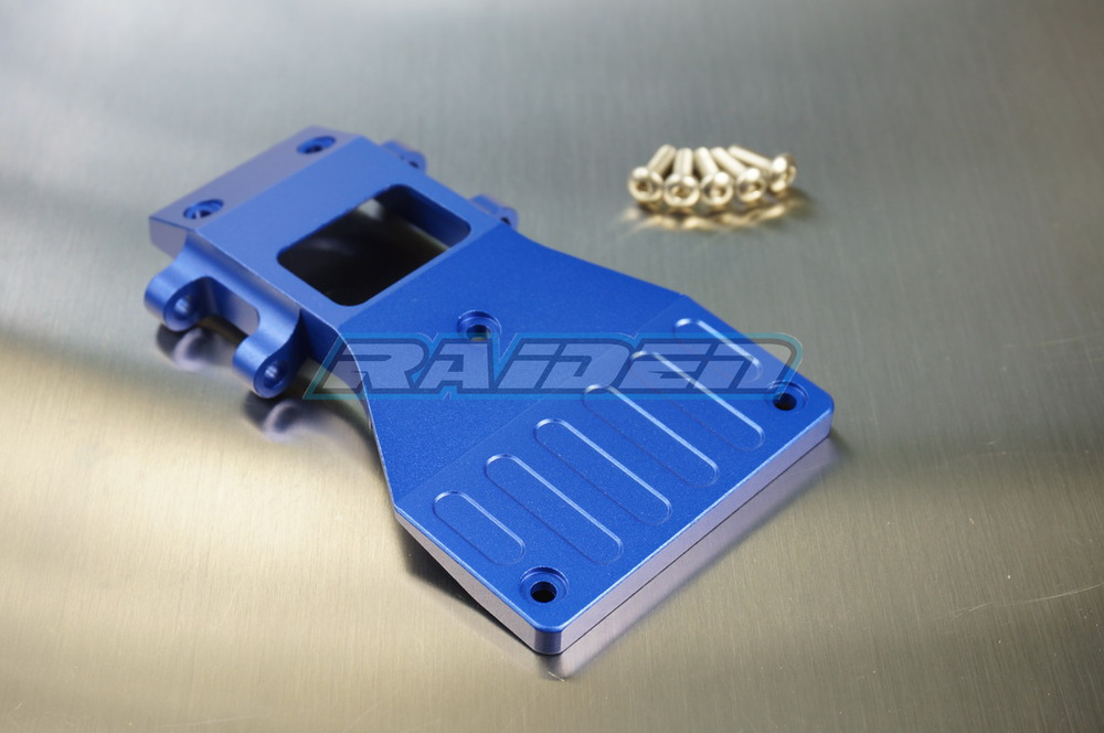 Aluminum Alloy Front Lower Arm Plate Skid Plate for Tamiya CC01 PAJERO JEEP FJ40 UNIMOG Bronco BLUE with lines(China (Mainland))
