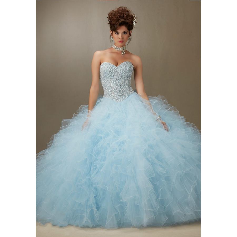 Prom dress quinceanera 86023