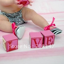 Wholesale - baby shoes Lovely large flowers of soft bottom non-slip shoes toddler shoes--A569B(China (Mainland))