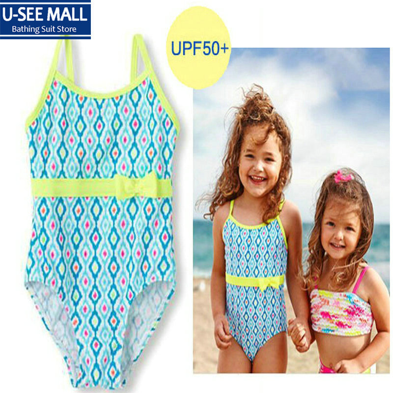 2015 New Babys Swim Clothes Summer Style Baby Girl Bathing Suit Swimming Costume One Pieces Design 19-24Months