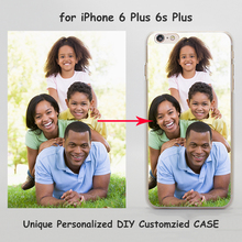 Unique Personalized Customized DIY Printing Pattern hard transparent clear Cover Case for iPhone SE 4 4s 5 5s 5c 6 6s 6 Plus(China (Mainland))