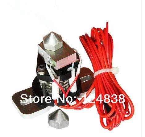 Reprap Hotend V2 0 0 35mm and 0 4mm nozzle 3D print head Extruder head printer