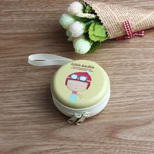 2016 Mini Zipper Box Bag Carrying Pouch Storage for Earphone Headphone SD Card YE fe25(China (Mainland))