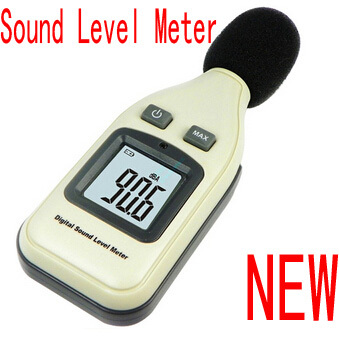 GM1351 30-130dB Digital Sound Level Meter noise tester Sound Level Meter Sound Level Meter Test the sound volume decibel