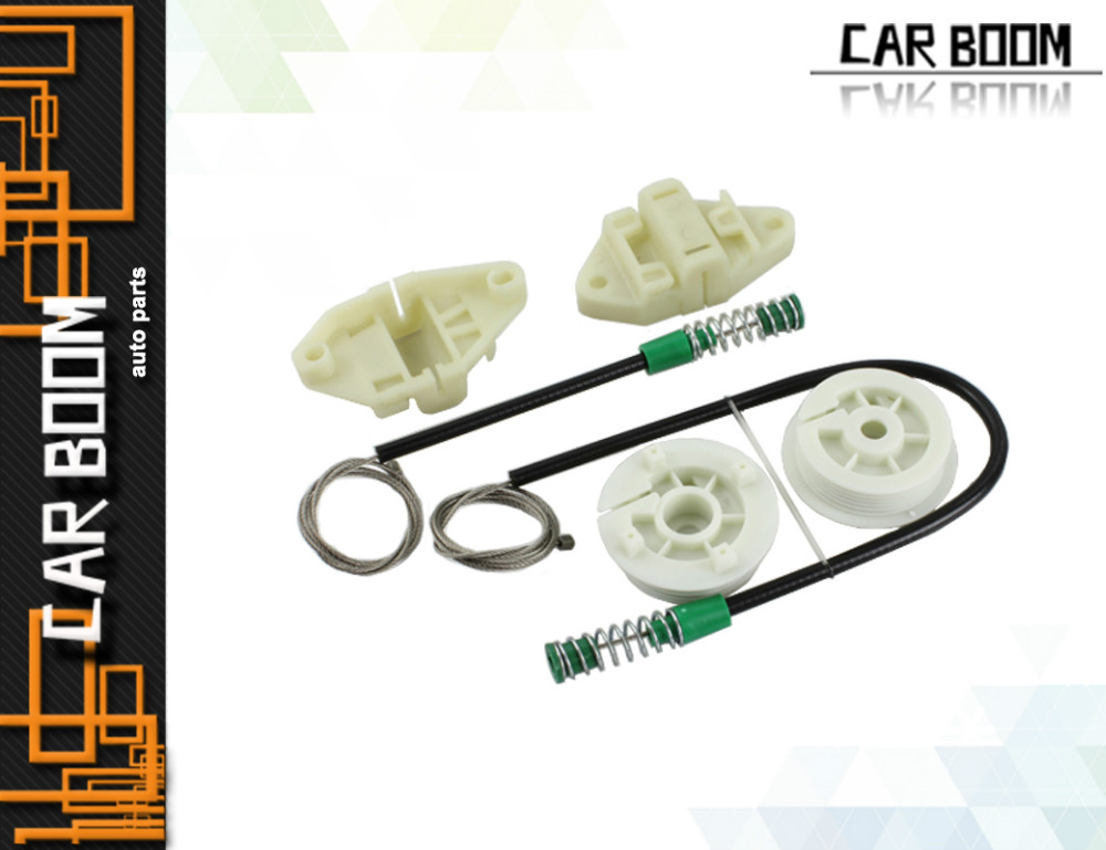 CARBOOM PEUGEOT 306 CABRIOLET WINDOW REGULATOR REPAIR KIT FRONT LEFT * NEW