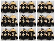 2016 new arrivals high quality Sheldon Rankins,Cameron Jordan,Kenny Vaccaro,Byrd,C.J. Spiller,for New Orleans Can be customized(China (Mainland))