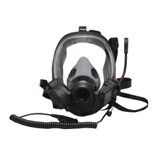High Quality Communication Mask Used for SCBA or Full Face Tactical PCP CS Gas Mask Keep