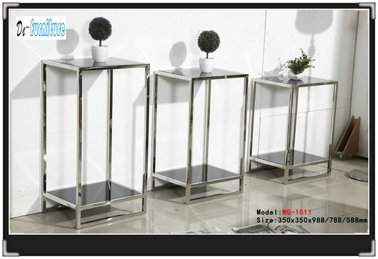 8 mm temperate glass table, Tea table,living room furniture.(China (Mainland))