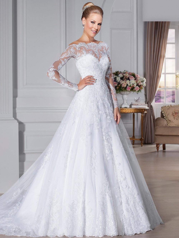 Кружевные свадебные платья и цена