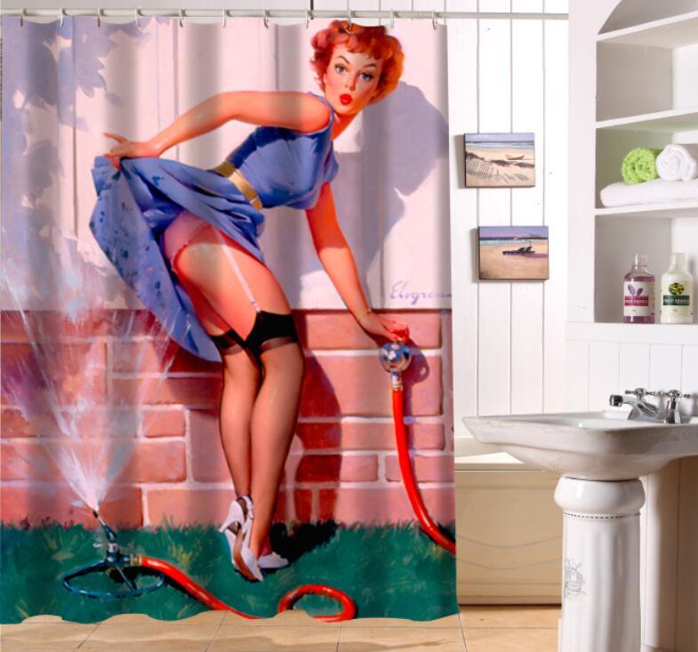 Vente en Gros femmes rideaux de douche d'Excellente Qualité de ...