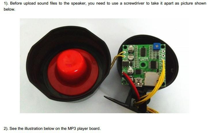 MP3 player siren-1