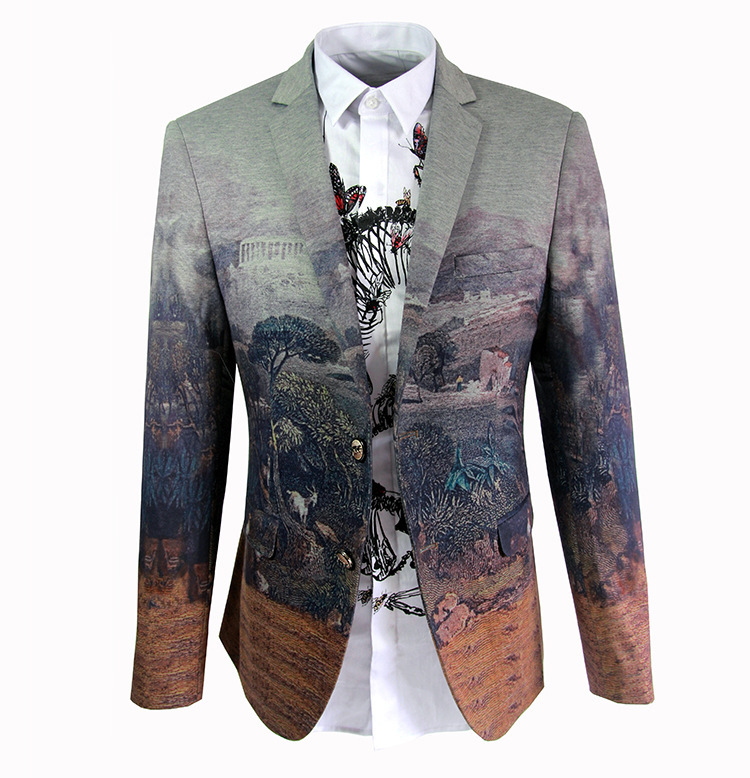 Popular Blazer Men Digital-Buy Cheap Blazer Men Digital lots from ...