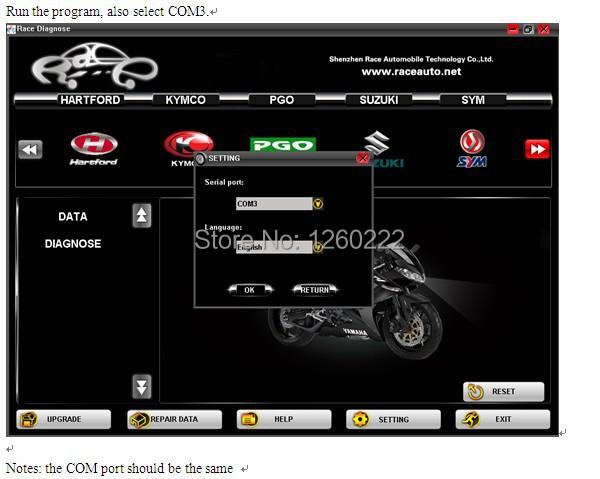 2016 для мотоциклов Yamaha диагностический сканер ручной мотоциклов инструмент бесплатная доставка