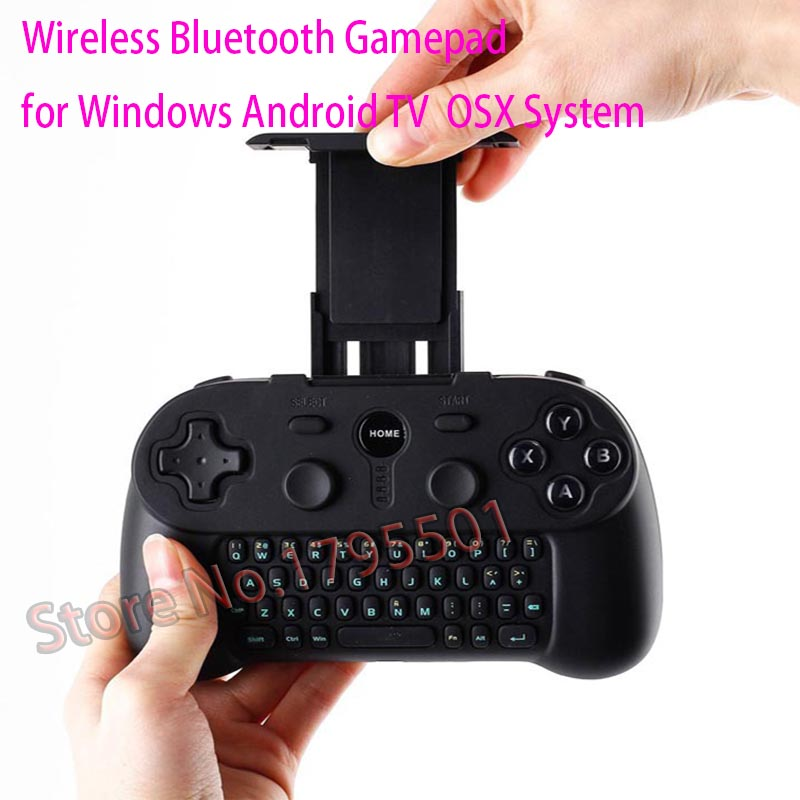 2016 Wireless Bluetooth Gamepad Game Controller Joystick Keyboard For Huawei P6 P7 3X Mate for LG 612 G2 G3 G4 PRME Nexus 5 d955(China (Mainland))