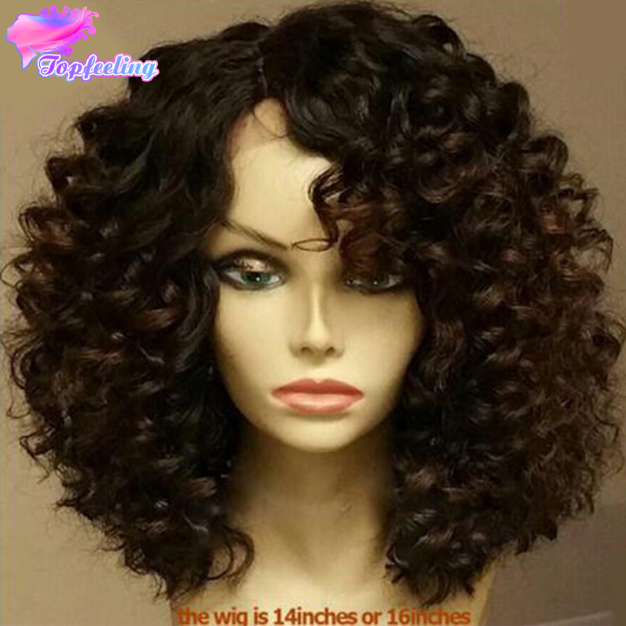Brazilian Full Lace Human Hair Bob Wigs For Black Women Short Curly Full Lace Wig With Baby Hair Virgin Hair Bob Lace Front Wigs<br><br>Aliexpress