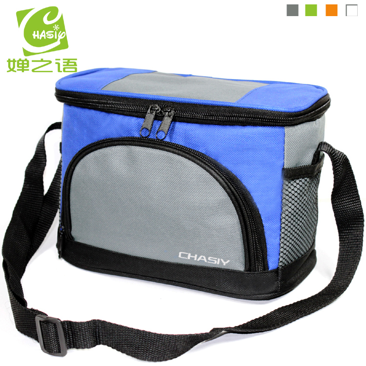 4 colors thermal leak-proof ice pack insulation cooler bag breast milk storage bag insulated lunch bag for women men(China (Mainland))