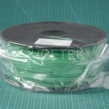3D Printer ABS Filament 1.75 in Green color 1kg