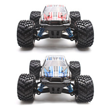1:18 Electric RC Car Toy Four-wheel Drive 2WD 2.4G High Speed Off Road Car Model Toy Remote Control Car Up to 40KMH per hour(China (Mainland))