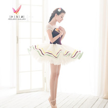 2016 Rushed Vestidos Christmas Dress Children's Ballet Dress Costumes New Exercise Clothing Classical Tutu Leotards For Women