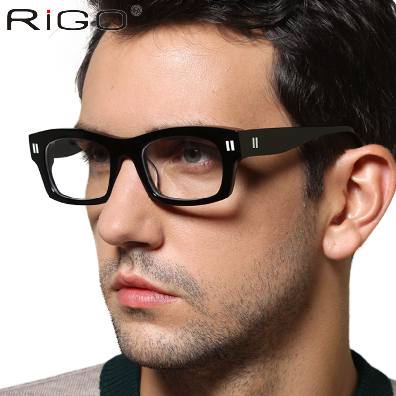 Glasses Frames Male : Aliexpress.com : Buy Sheet glasses myopia Men eyeglasses ...