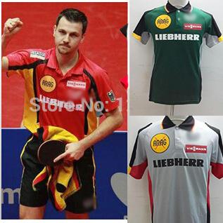 B brand Table Tennis Shirt Men / Table Tennis Jerseys / tshirt / Table Tennis Clothes(China (Mainland))