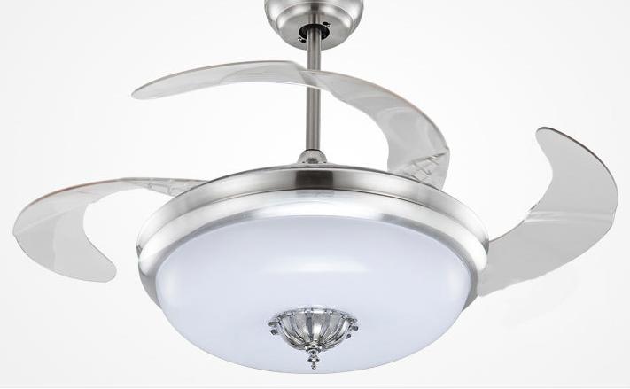 Good Quality 2015 New Popular Ceiling Fan LED Fan Lamp