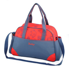 Waterproof Mummy Diaper Bag Durable Package For Maternity Women Messenger Bag Baby Care Stroller Organizer 146