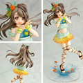 Free shipping Lovely 9 Love Live Minami Kotori Summer Wing Version Boxed PVC Action Figure Collection