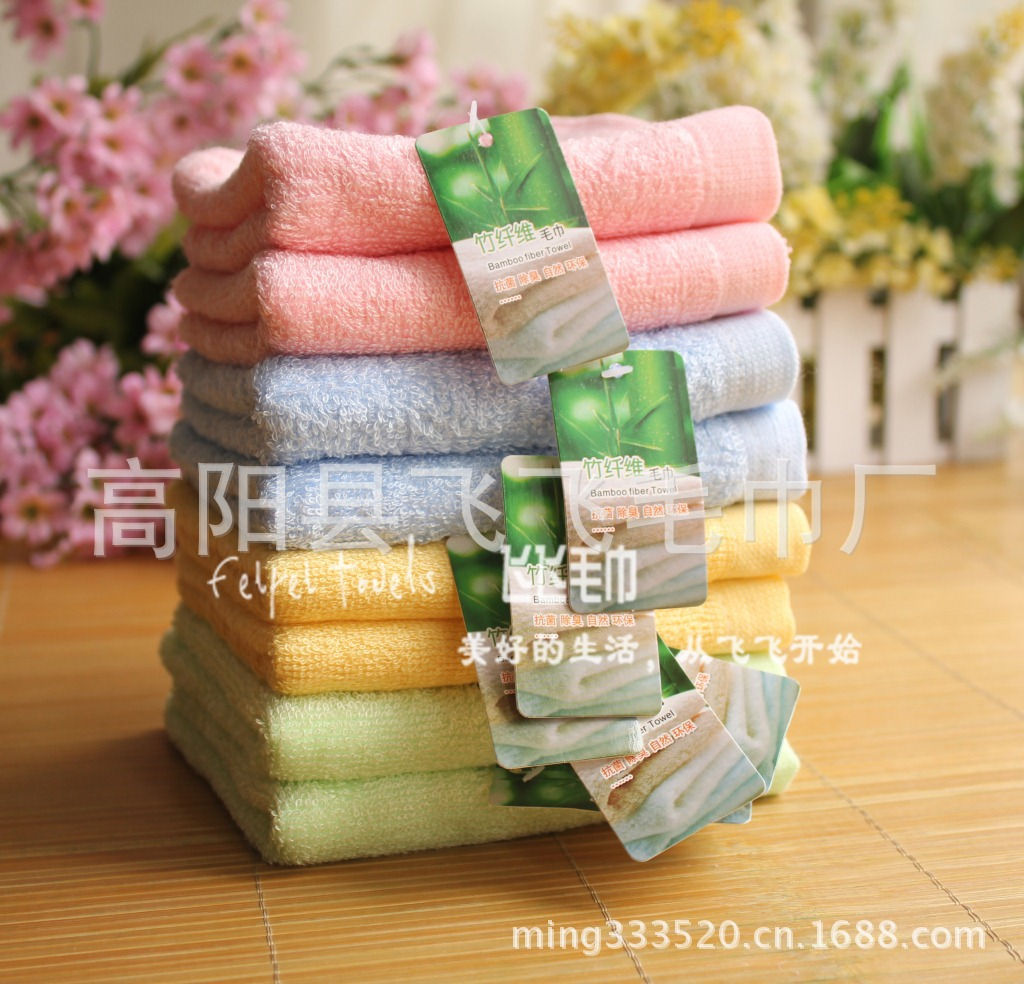 Bamboo Kitchen Towels Wholesale: Towel Manufacturers Selling Pure Bamboo Cellulose 25*50