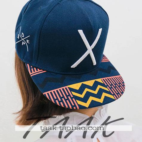 Zhao Minying Korea purchasing official website of the letter X NYC hip-hop flat geometry along the Korean version of spring and(China (Mainland))