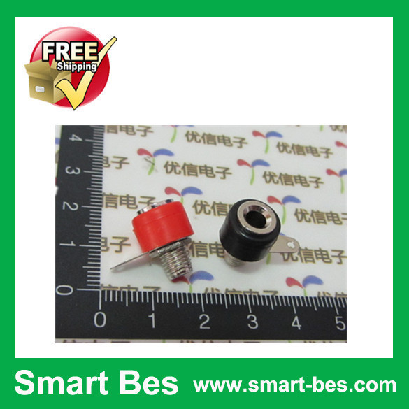 50 Smart Bes 4mm banana jack Binding connector post electronic components - Shenzhen S-Mart Electronics Co., Ltd~ 24hour fast shipping~ store