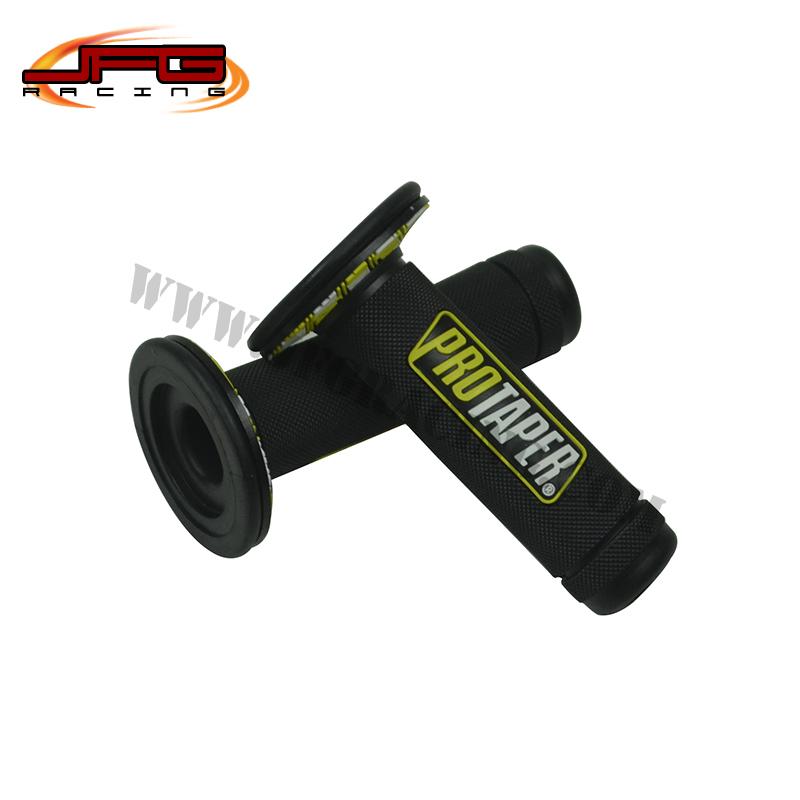 Protaper MX Gel rubber HandleBar Grip CRF YZF WRF KXF KLX RMZ RMX DRZ KTM Off-road Motorcycle Dirt Pit Bike ATV Quad(China (Mainland))
