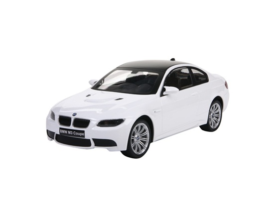 MJXR/C For BMW M3 COUPE 8542 6 Channel 1/14 Infrared Remote Control Car White(China (Mainland))