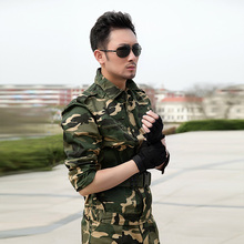 Buy Military Uniform Tactical Camouflage Suits Army Green Sets Uniforme Militar CS Multicam Clothing Combat Jacket +Cargo Pant Men for $28.88 in AliExpress store