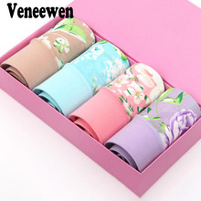 Buy 4pcs/Lot Hot Selling Top Ladies Cotton Underwear Briefs Black Sexy Print Love Sexy Calcinhas Briefs Panties M-4XL for $5.12 in AliExpress store