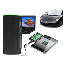 Multi-Function Car Jump Starter USB Output 12800mAh 12V Auto Vehicle EPS Emergency Battery Power Bank for Phone Tablet Pc 8104