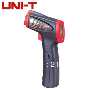 UNI-T UT300A LCD Infrared Thermometers UT-300A with Laser Switch 500mS Response Time