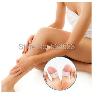 Hot! Guaranteed 100% New Original Magnetic Silicon Foot Massage Toe Ring Weight Loss Slimming Easy Healthy(China (Mainland))