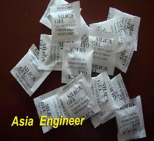 120 Packs Dry pack 5 Gram Silica Gel Packets Desiccants Drypack(China (Mainland))