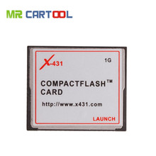Buy Promotion! Top-Rated 100% Original Launch x431 1GB CF Card X431 Master/IV/GX3 Free for $15.00 in AliExpress store